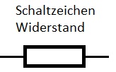 Elektrischer Widerstand: Formel, Definition etc.