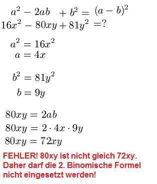 Binomische Gleichungen