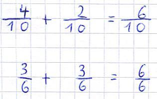 MatheFormeln17 - Brüche addieren