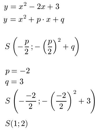Scheitelpunkt Berechnen Parabel : scheitelpunkt berechnen ablesen formel und parabel ~ Themetempest.com Abrechnung