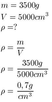 Dichte Berechnen