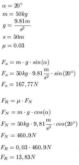 Schwerebeschleunigung Berechnen : schiefe ebene physik ~ Themetempest.com Abrechnung